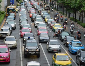 Ùn tắc giao thông kéo dài làm tăng nguy cơ ung thư