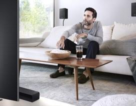 Samsung ra mắt loa thanh HW-K950 cải thiện chất lượng xem phim tại gia