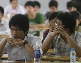 Hiệu trưởng ĐH Bách khoa Hà Nội: Cần nhiều công sức cho xây dựng đề thi