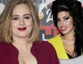 Adele nghẹn ngào gửi lời tri ân tới giọng ca đoản mệnh Amy Winehouse