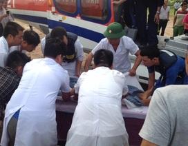 Vụ phẫu thuật vỡ ruột thừa ở Bạch Long Vĩ: Điều trực thăng đưa bệnh nhân về Hà Nội