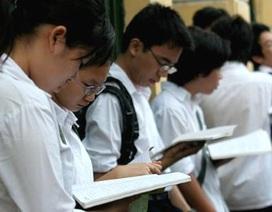 Bộ Giáo dục sẽ mời Hội Toán học Việt Nam tham gia xây dựng đề thi