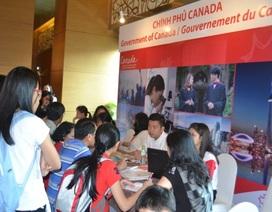 Ngày Hội Giáo Dục Canada lần thứ 8 năm 2016: Du học Canada - Đỉnh cao tri thức