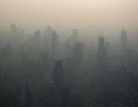 Ô nhiễm không khí khiến cho hơn 6 triệu người chết mỗi năm