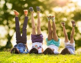 Chăm sóc chiều cao cho trẻ: Phải khỏe mới cao