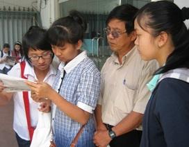 Đề thi Giáo dục công dân: Học sinh không nhất thiết phải học thuộc từng khái niệm