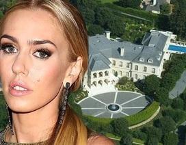 Con gái trùm tỉ phú F1 rao bán siêu dinh thự với giá không tưởng