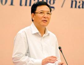 Cựu Bộ trưởng Phạm Vũ Luận làm giảng viên trường ĐH Thương Mại