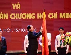 Trường ĐH Bách khoa Hà Nội đón nhận Huân chương Hồ Chí Minh lần thứ 2