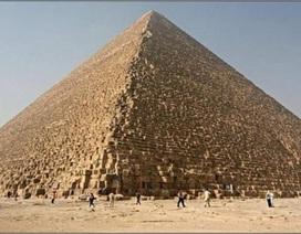 Hai căn phòng bí mật được tìm thấy trong đại kim tự tháp Giza