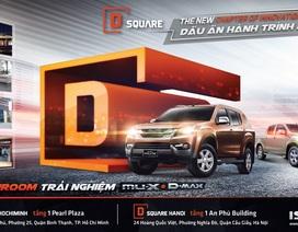 Isuzu Việt Nam đưa mu-X và D-MAX đến gần khách hàng hơn