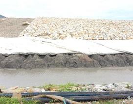 Khắc phục bão bụi ở Nhà máy Nhiệt điện Vĩnh Tân 2