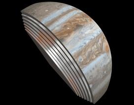 Mây của sao Mộc có nguồn gốc rất sâu