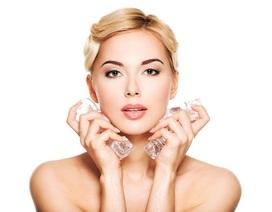 6 lợi ích của đá lạnh với da mặt phụ nữ