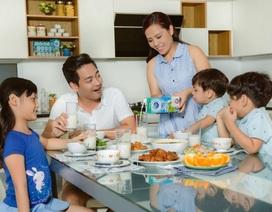 Đột nhập bữa ăn các gia đình sao Việt