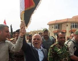 IS hoảng loạn tháo chạy, quân đội Iraq kiểm soát Mosul