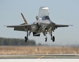 F-35B lần đầu tiên tham gia diễn tập chiến đấu giả lập