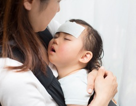 Phòng chống bệnh giao mùa thu đông cho trẻ có sức đề kháng yếu