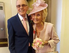 Bị cha mẹ phản đối, cặp đôi kết hôn sau 63 năm
