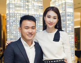 Hoa hậu Đặng Thu Thảo đọ dáng quyến rũ cùng Thuỷ Tiên, Linh Nga