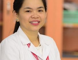Tiến sĩ 8x Nguyễn Thị Hiệp: Mỗi bài báo quốc tế là bạc thêm một cọng tóc