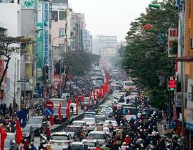 Cấm biếu quà Tết Thủ tướng, bộ trưởng: Hà Nội hết tắc đường