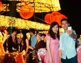 Hé lộ điểm đón đêm Noel độc đáo tại Sài Gòn