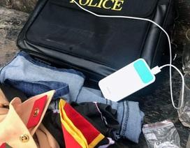 """Bị CSGT dừng xe, nam thanh niên nhận là """"đồng nghiệp"""" để xin bỏ qua"""