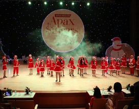 Giáng sinh ý nghĩa tại Apax Singers 2016
