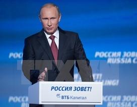 Nhìn lại nước Nga của năm 2016: Sóng cả chẳng ngã tay chèo