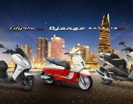 PeugeotScooters trở lại Việt Nam: Tinh tế và độc đáo