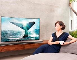 """Các ưu điểm giúp TV Samsung SUHD KS9000 """"không đối thủ"""""""
