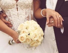 London (Anh): Chi phí đám cưới đắt đỏ gần bằng một căn nhà