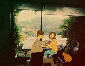 """""""Mềm tim"""" với những bức tranh chứng minh tình yêu đích thực"""