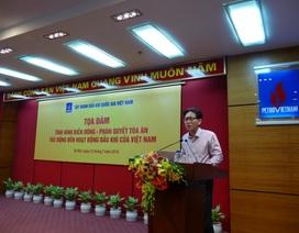 Cơ sở định hướng chiến lược của ngành Dầu khí Việt Nam