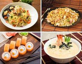 Với hơn 600 ngàn đồng, bạn có thể ăn gì trên khắp thế giới?