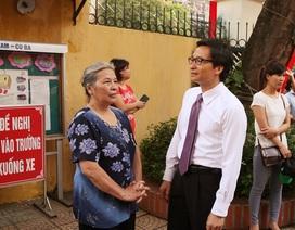 PTT Vũ Đức Đam bất ngờ đến dự khai giảng trường Tiểu học Việt Nam-Cuba
