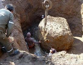 Phát hiện thiên thạch nặng 30 tấn ở Argentina