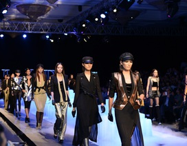 Những màn diễn ấn tượng tại Elle Fashion Show