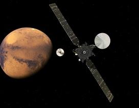 Tàu thăm dò của Châu Âu tìm kiếm sinh vật có trí thông minh trên hành tinh đỏ