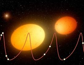 """Nghiên cứu mới tiết lộ về các ngôi sao """"nhịp tim"""""""