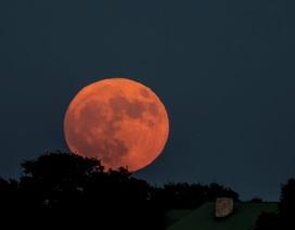 Xem những hình ảnh siêu trăng ở nhiều thành phố trên thế giới