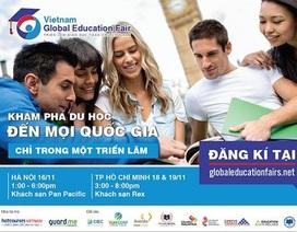 Cơ hội lắng nghe Đại sứ Pháp, Úc, Mỹ và 13 nền giáo dục trên thế giới chia sẻ về du học