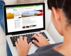 Thanh toán nhanh, ưu đãi giảm 15% cùng thẻ VISA