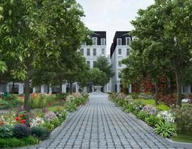 Nhà phố Belleville Hà Nội – Cú hích thị trường BĐS Hà Nội cuối năm 2016