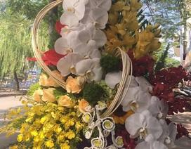 Thị trường 20/11: Một lẵng hoa 2 triệu rưỡi, cắm không kịp để bán