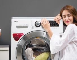 Những tính năng đặc biệt chưa từng biết của máy giặt lồng ngang