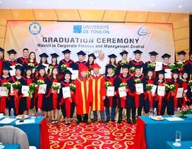 Học viện Tài chính: Tuyển sinh Thạc sỹ Tài chính doanh nghiệp và Kiểm soát quản trị khóa 8