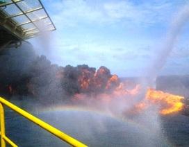 Phát hiện vỉa dầu mới ở giếng khoan thăm dò mỏ Bạch Hổ