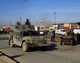 Quân Syria thắng lớn ở Aleppo, chiến trường Mosul đỏ lửa